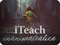 iTeach Inanimate Alice